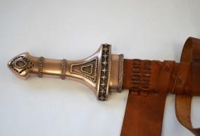 Hero Sword Designed for ITV's Beowulf