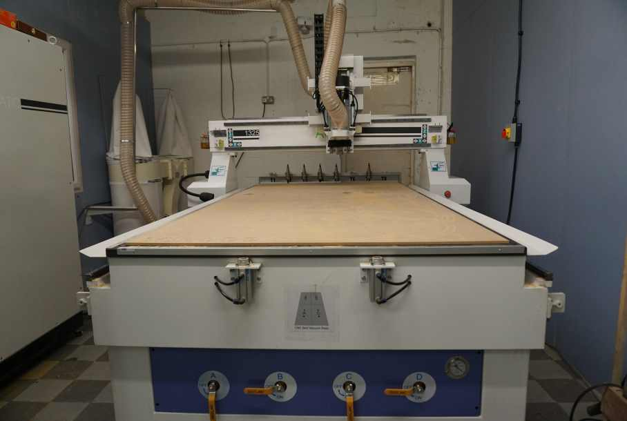 CNC Machining, MDF